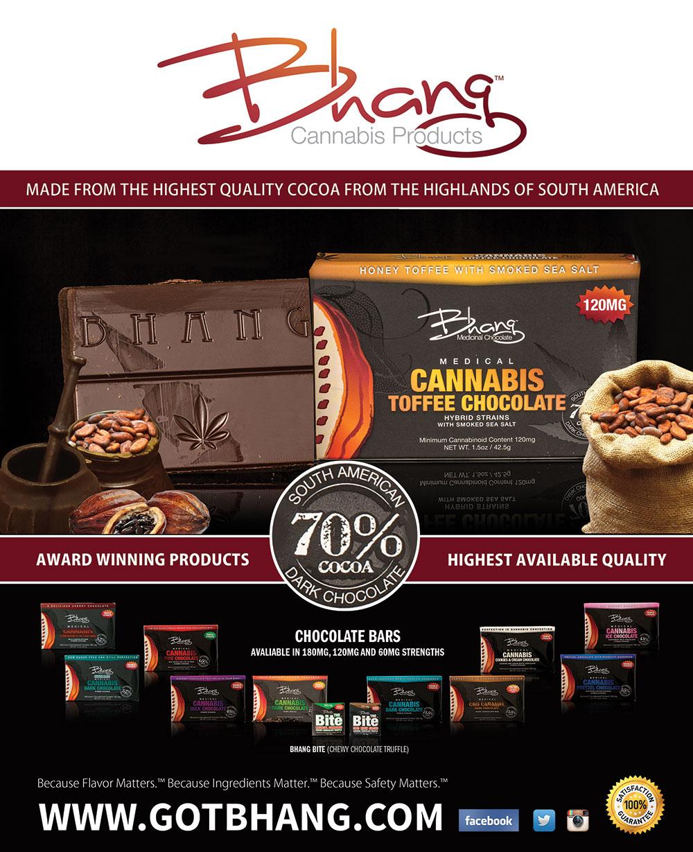 Bhang Chocolate – MontyVision Creative Studios